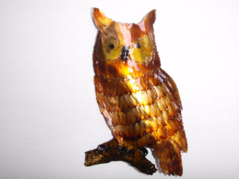 MALE OWL SMALL